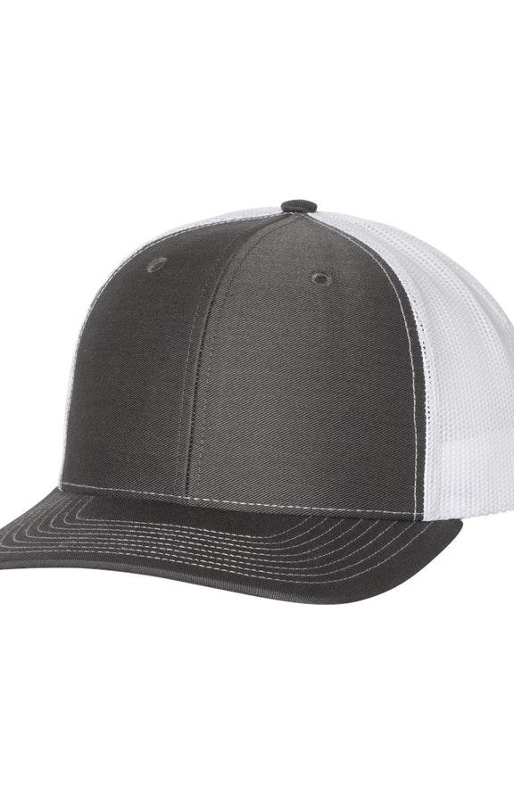 e09938f8e550d0 Richardson 112 Snapback Trucker Cap - JiffyShirts.com