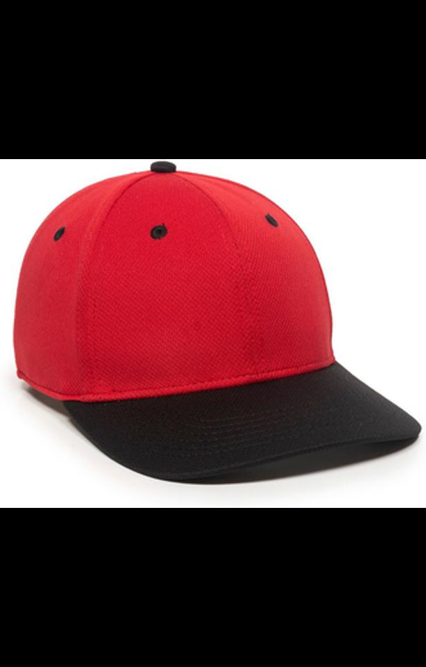 Outdoor Cap MWS50 Red / Black