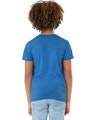 Bella + Canvas 3001Y Columbia Blue