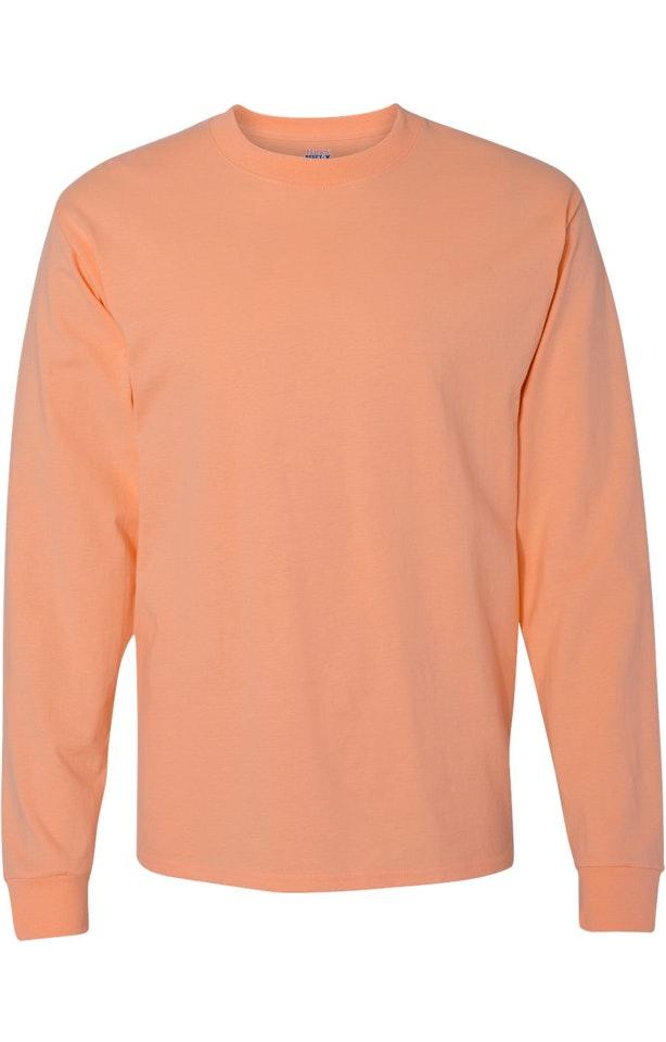 Hanes 5186 Candy Orange