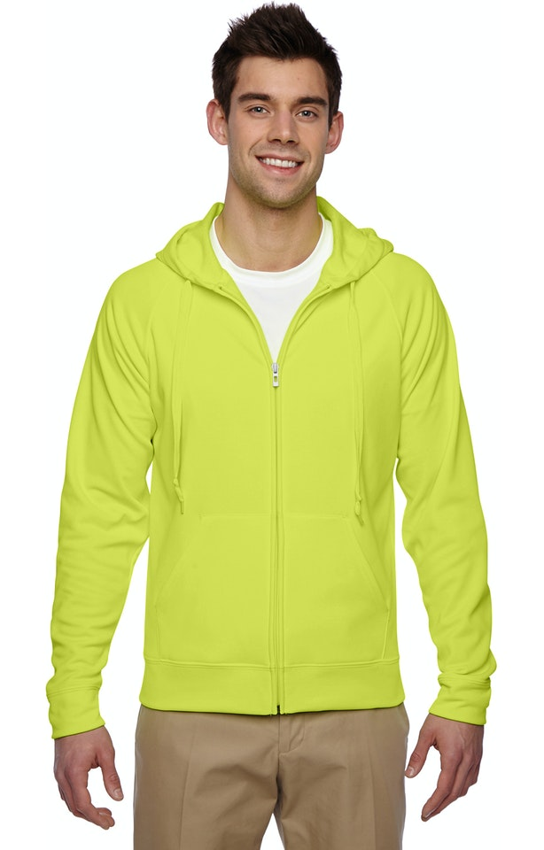 Jerzees PF93MR Safety Green