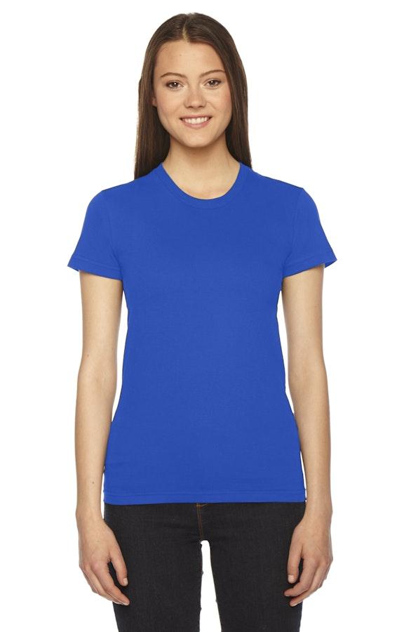 American Apparel 2102W Royal Blue