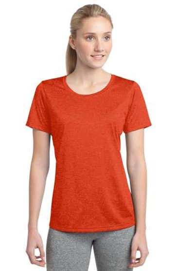 Sport-Tek LST360 Deep Orange Heather