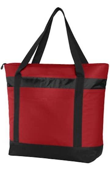Port Authority BG527 Chili Red / Black