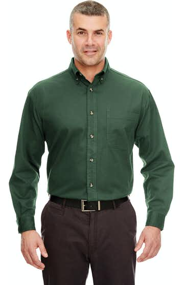 UltraClub 8960C Forest Green