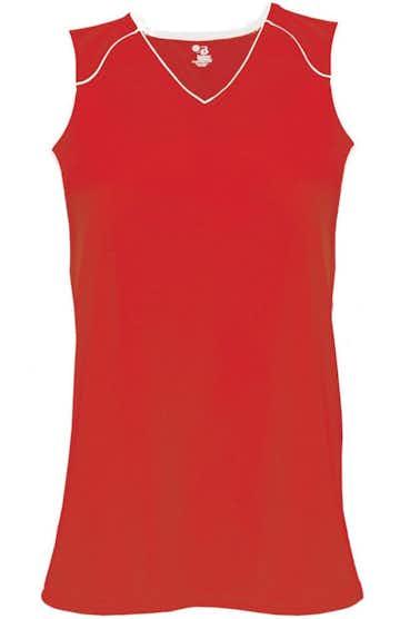 Badger 6172 Red / White