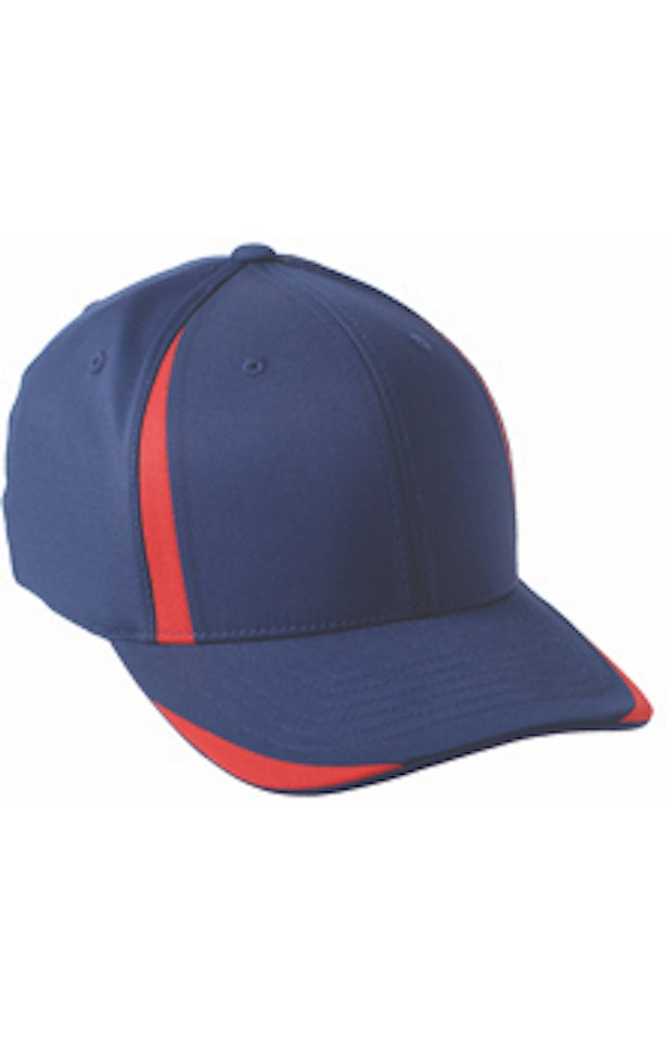 Flexfit 6599 Navy / Red