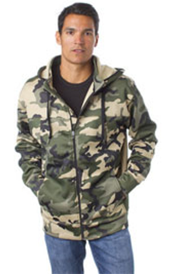 Independent Trading EXP80PTZ Army Camo
