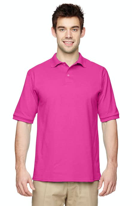 Jerzees 437 Cyber Pink