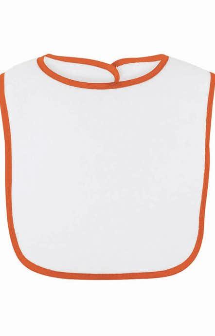 Rabbit Skins 1003 White/Orange