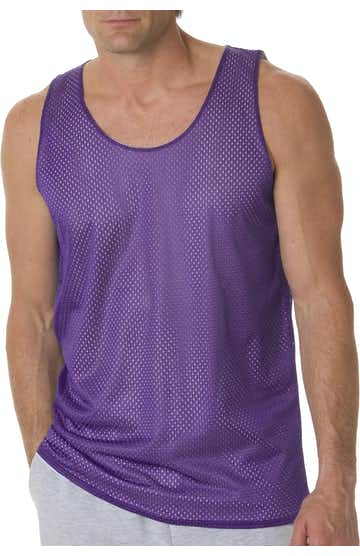 Badger 8529 Purple / White