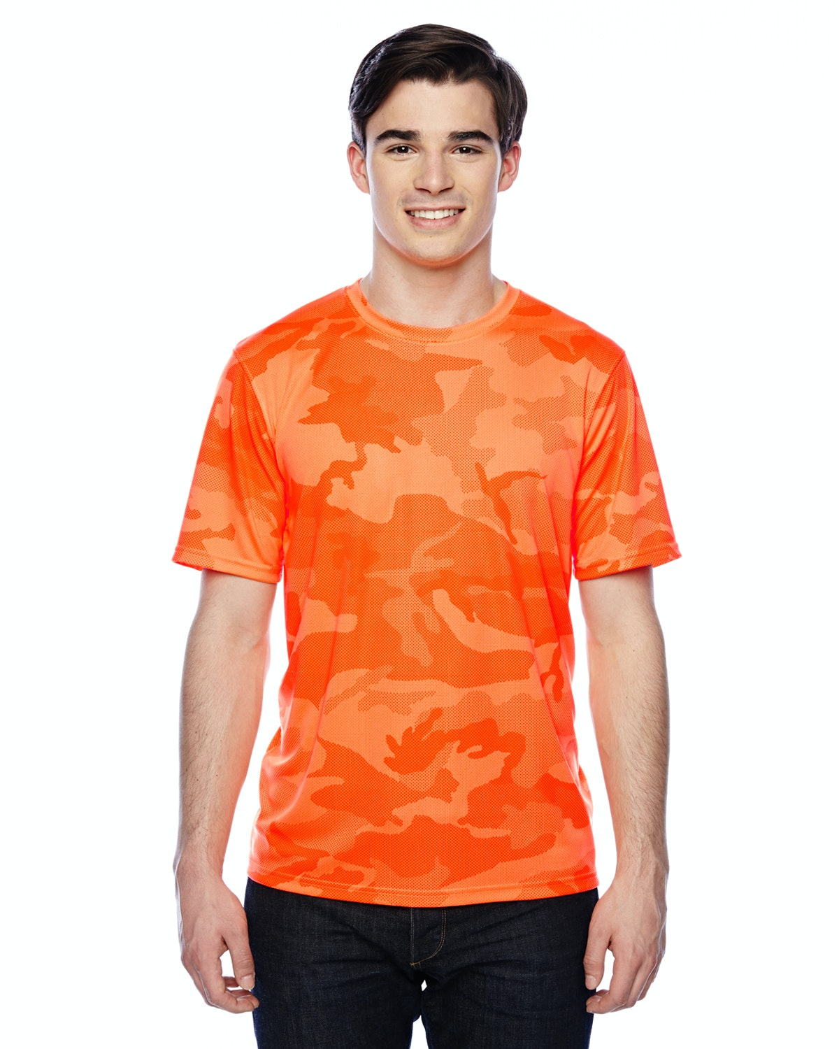 Champion CW22 Safety Orange Camo