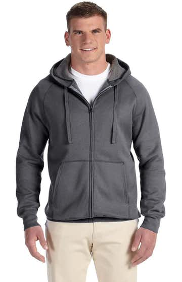 Hanes N280 Charcoal Heather