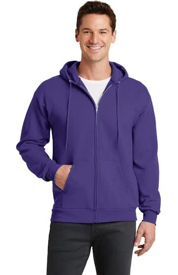 Port & Company PC78ZH Purple