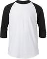 Soffe B209 WHITE/BLACK