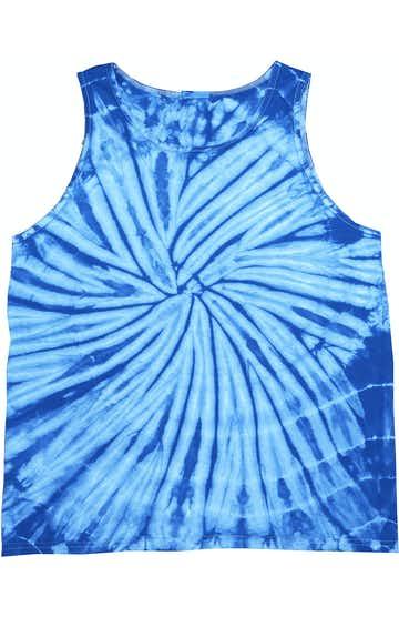 Tie-Dye CD3500 Spider Baby Blue