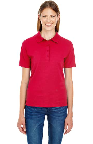 Hanes 035P Red