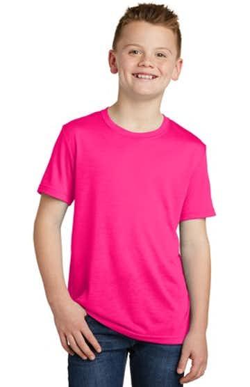 Sport-Tek YST450 Neon Pink