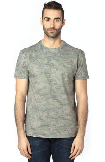 Threadfast Apparel 100A Green Hex Camo