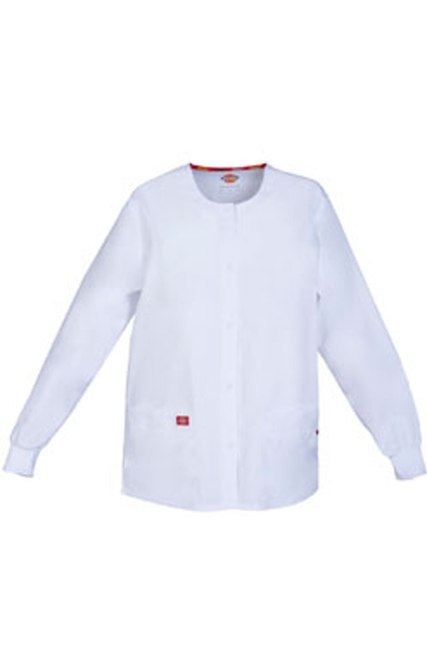 Dickies Medical 0612DL White