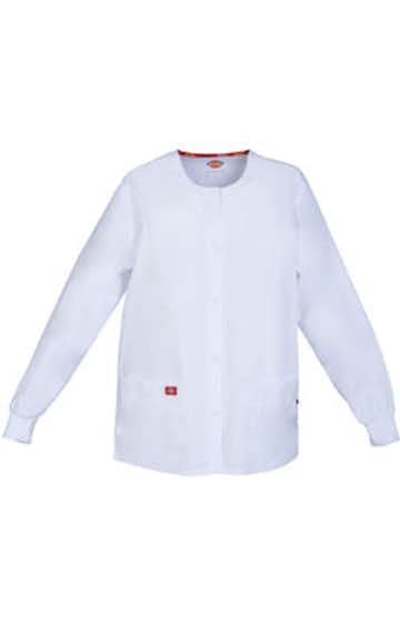 Dickies Medical 0612DL White