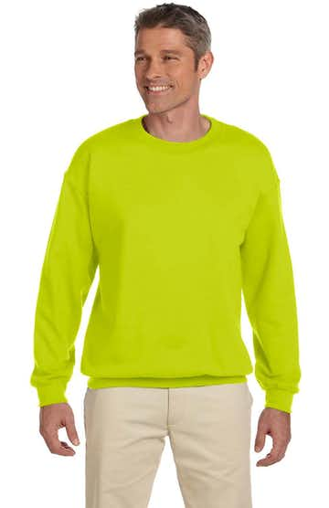 Gildan G180 High Viz Safety Green
