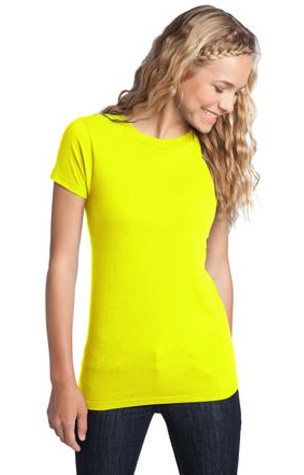 District DT5001 Neon Yellow