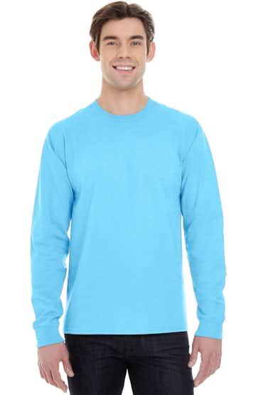 Hanes 5186 Blue Horizon