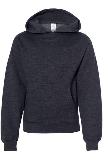 Independent Trading SS4001Y Charcoal Heather