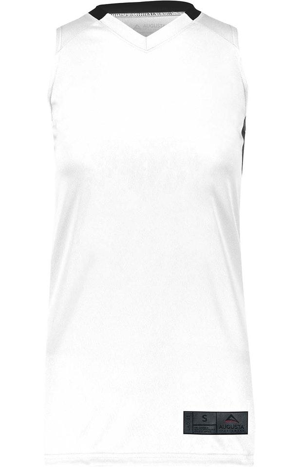 Augusta Sportswear 1732AG White / Black