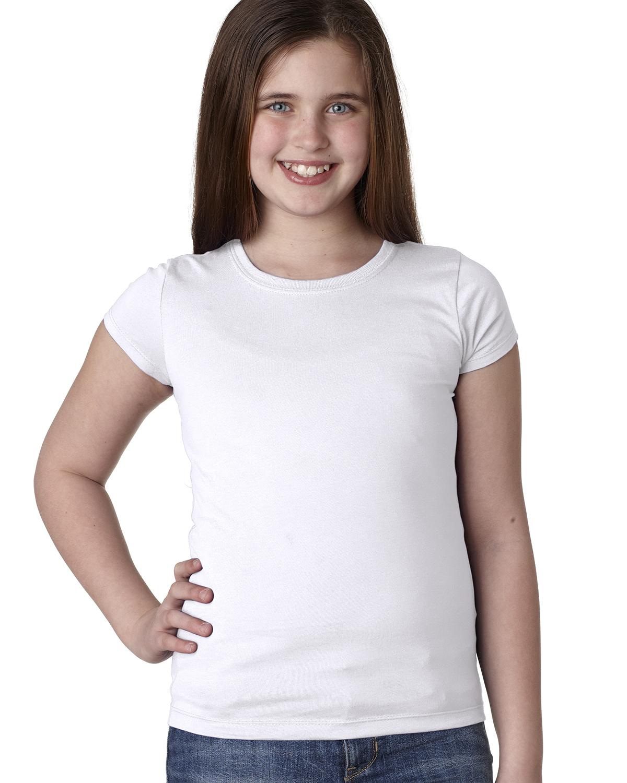 XL Youth Girls Team Pretty Shirt New L 10-12 14-16