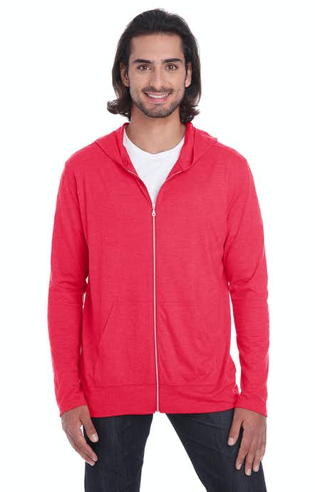 Anvil 6759 Heather Red