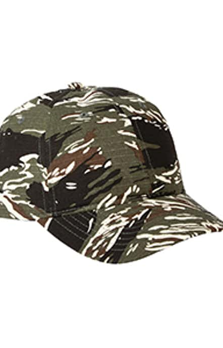 Big Accessories BX018 Rpstp Tiger Camo