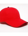 Pacific Headwear 0121PH Red/Black