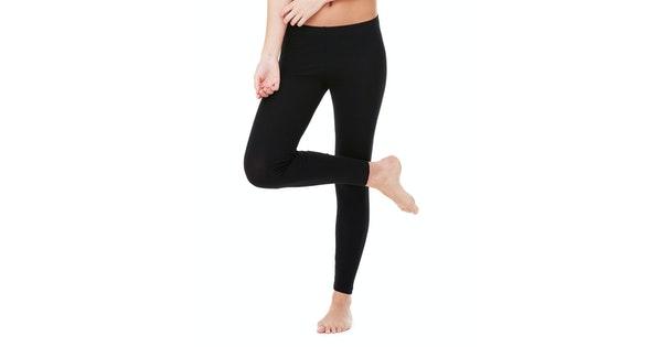 4376b5a652819 Bella+Canvas 812 Ladies' Cotton/Spandex Legging - JiffyShirts.com