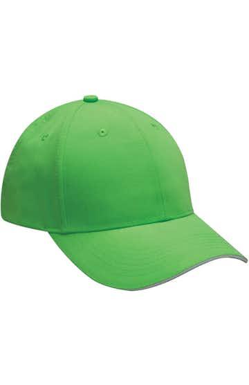 Adams PE102 Neon Green/ Wht