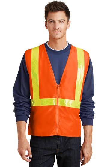 Port Authority SV01 Safety Orange