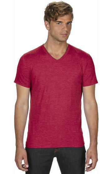 Anvil 6752 Heather Red