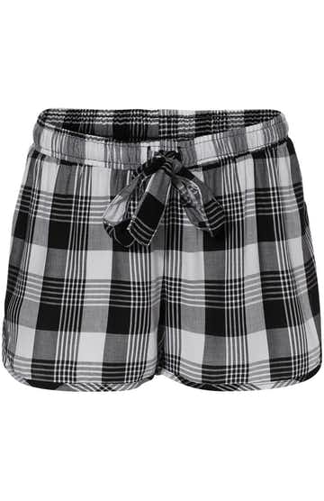 Boxercraft FL02 Black / White Plaid