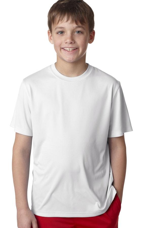 Hanes 482Y White