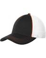 Sport-Tek STC29 Deep Orange / Black / White