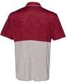 Adidas A404 Collegiate Burgundy Melange/ Mid Grey Melange