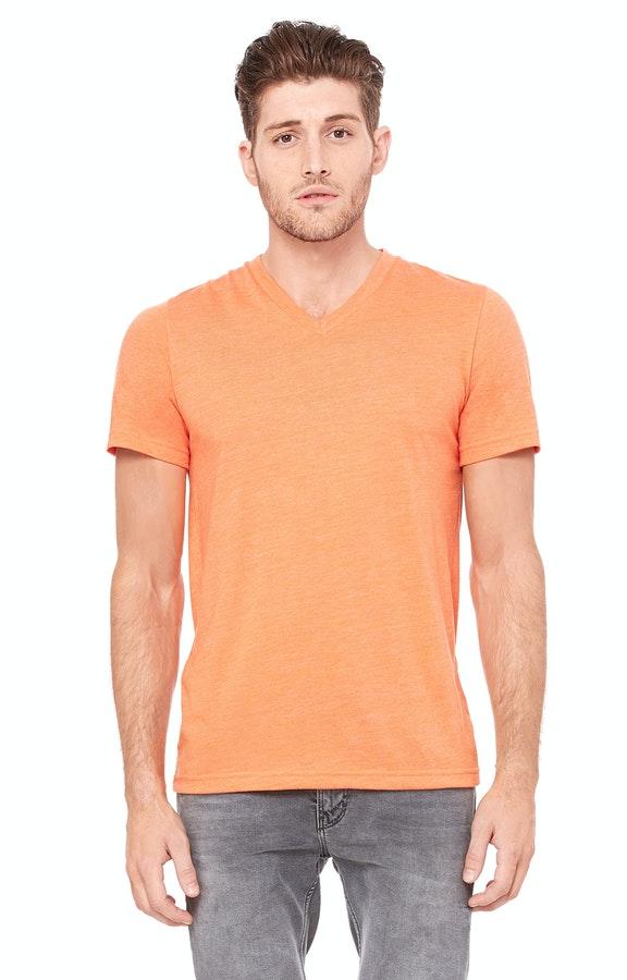 Bella+Canvas 3415C Orange Triblend