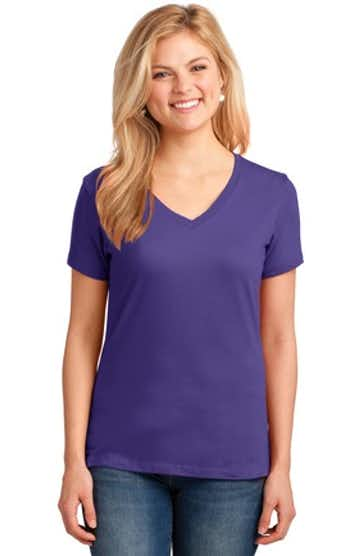 Port & Company LPC54V Purple