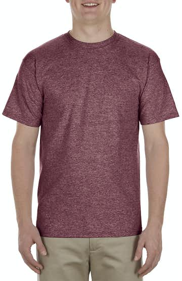 Alstyle AL1701 Burgundy Heather