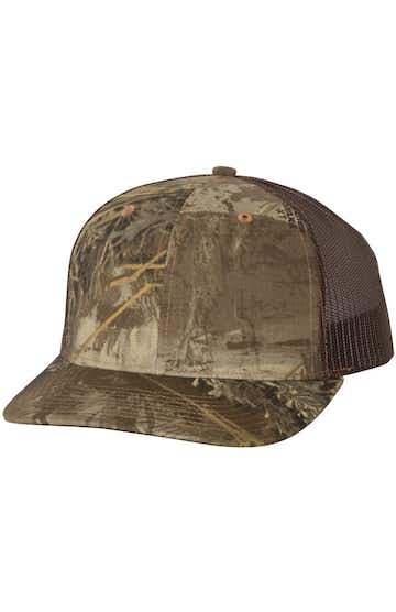 Richardson 112P Realtree Max-1/ Brown
