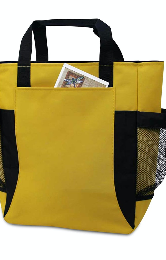 Liberty Bags 7291 Yellow
