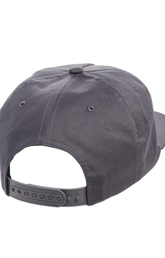 c567590dd Adult Unstructured 5-Panel Snapback Cap