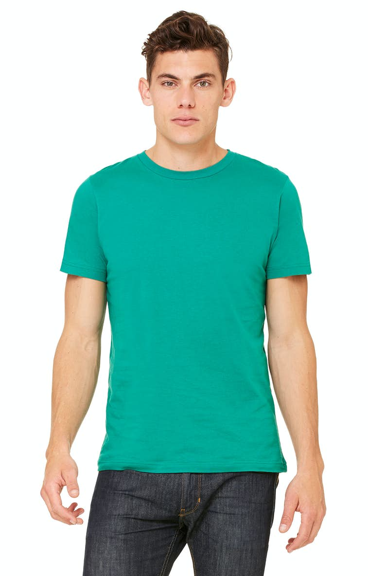 36511e9cc225c Bella+Canvas 3001C Unisex Jersey Short-Sleeve T-Shirt - JiffyShirts.com