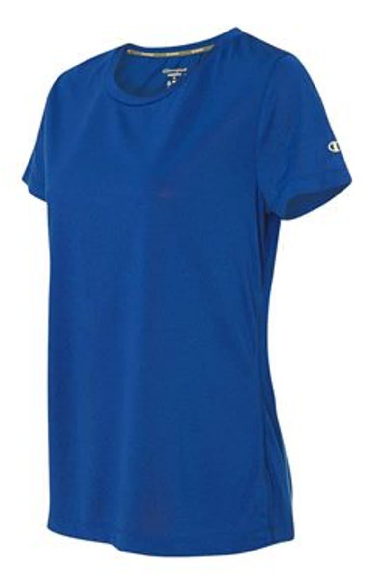 b76998f14 Champion CV30 Vapor® Ladies' 4 oz. T-Shirt - JiffyShirts.com